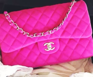 chanel, luxurious, and pink image