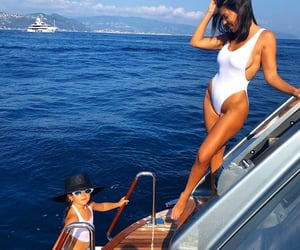 kourtney kardashian, kardashian, and penelope disick image