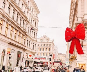 christmas, vienna, and xmas image