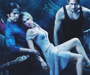 bill, Eric Northman, and sookie stackhouse image