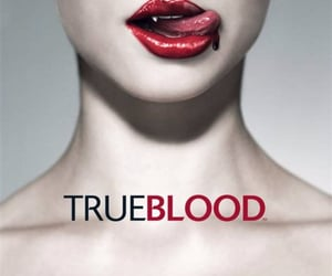 hbo, red, and true blood image