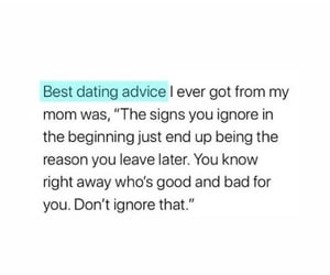advice, confidence, and dating image