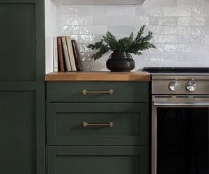 appliance, books, and chic image