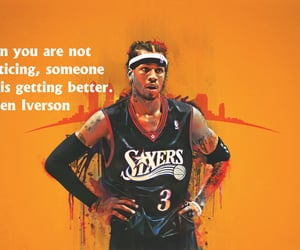 allen iverson, fit, and gym image