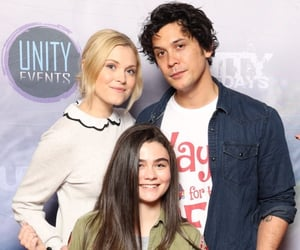 the 100, bob morley, and beliza image