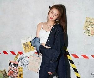 k-pop, 유진, and clc image