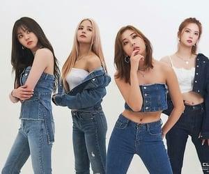 k-pop, 씨엘씨, and 유진 image