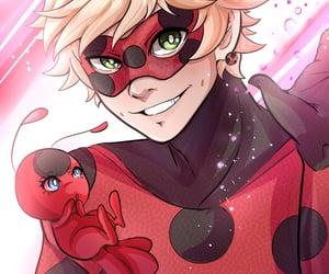 Adrien, art, and my art image