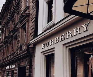 Burberry, aesthetic, and street image