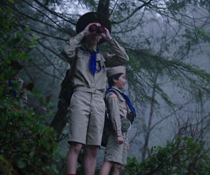 boy scouts and dilton doiley image
