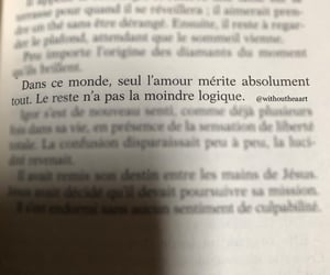 amour, book, and livre image