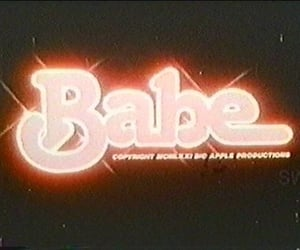 aesthetic and babe image