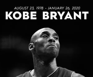 2020, Basketball, and kobe bryant image