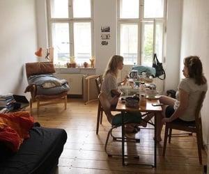 breakfast, girlfriend, and life image