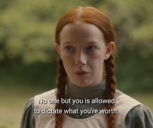 quotes, series, and anne with an e image