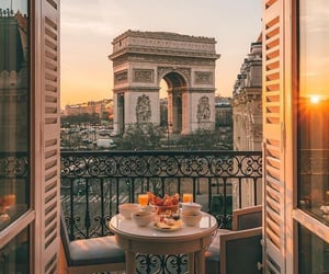travel, paris, and france image