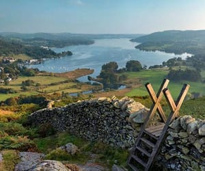 lake district, travel, and trip image