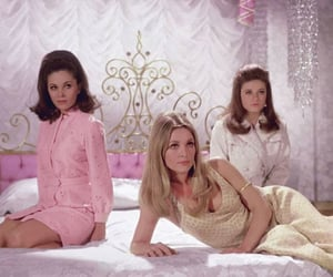 1967, sharon tate, and Valley of the Dolls image