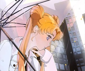 anime, usagi, and cute image