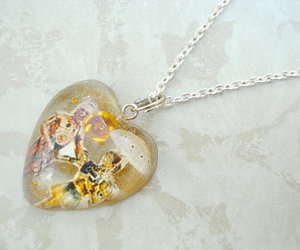 c3p0, jewelry, and chain necklace image