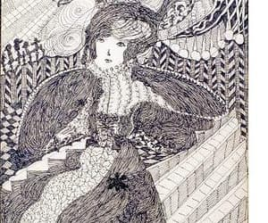 outsider art and madge gill image