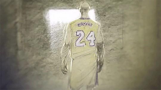 Basketball, bryant, and rip image