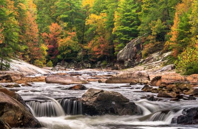 article, challenge, and creek image