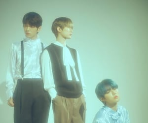 kpop, yeonjun, and hueningkai image