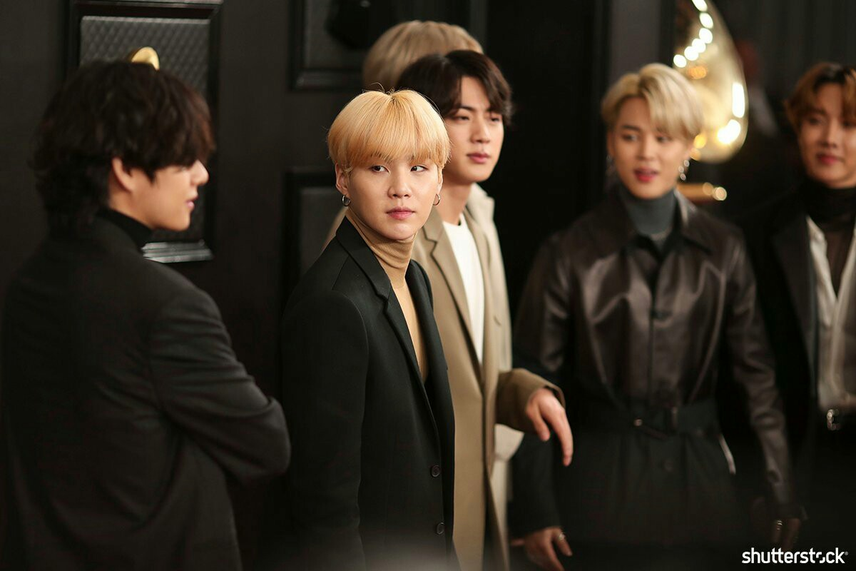 """Image In Bts Grammy 2020 Collection By Ë°• ̧""""희 On We Heart It"""