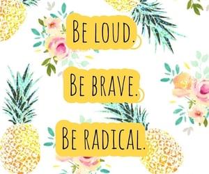 brave, motivation, and feminism image