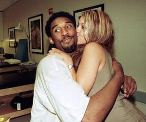 kobe bryant, couple, and vanessa bryant image