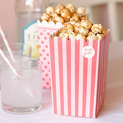 article, boxes, and popcorn boxes image