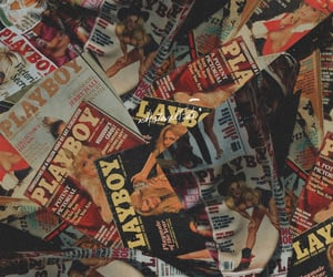 theme, aesthetic, and Playboy image