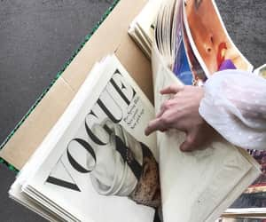 vogue, aesthetic, and fashion image