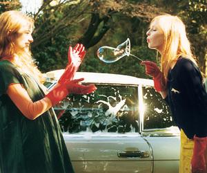 bubble, girls, and joy image
