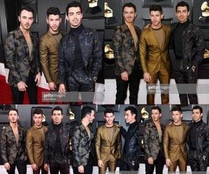 grammy, Joe Jonas, and grammy awards image