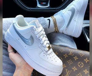 air force 1, nike, and audi image