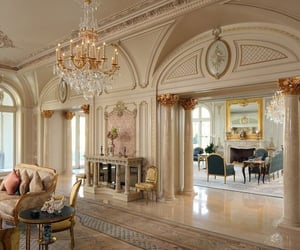 luxury, interior, and royal image