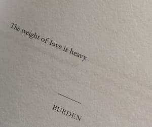 quotes, book, and burden image