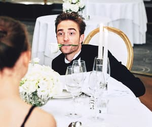 funny, robert pattinson, and handsome image