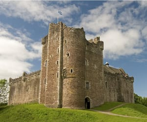 castles, scotland, and travel image