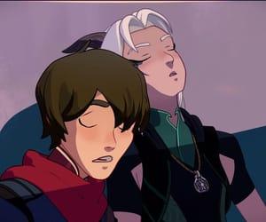 tdp, callum, and dragon prince image