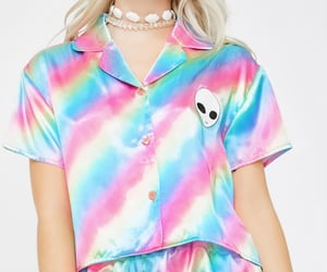 fashion, pajama, and outfit image