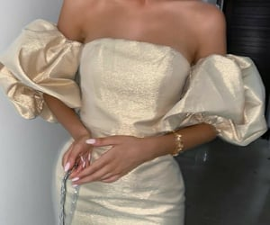 accessories, luxury, and party dress image