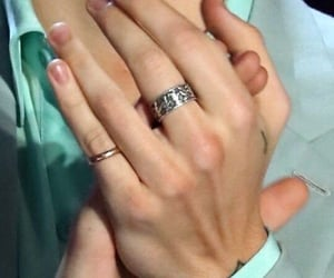 eboy, rings, and harrystyles image