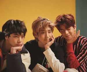 seungmin, i.n, and stray kids image