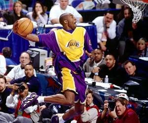 Basketball and kobe bryant image