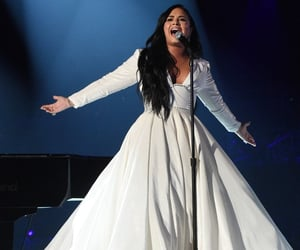 demi lovato, 2020, and celebrities image