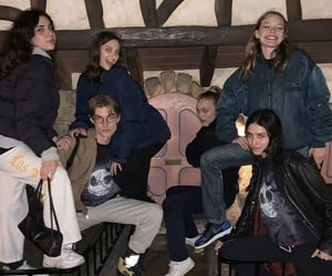 lily rose, lily rose depp, and amelia kring image