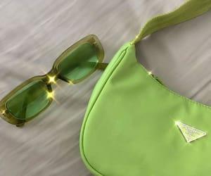 green, Prada, and aesthetic image